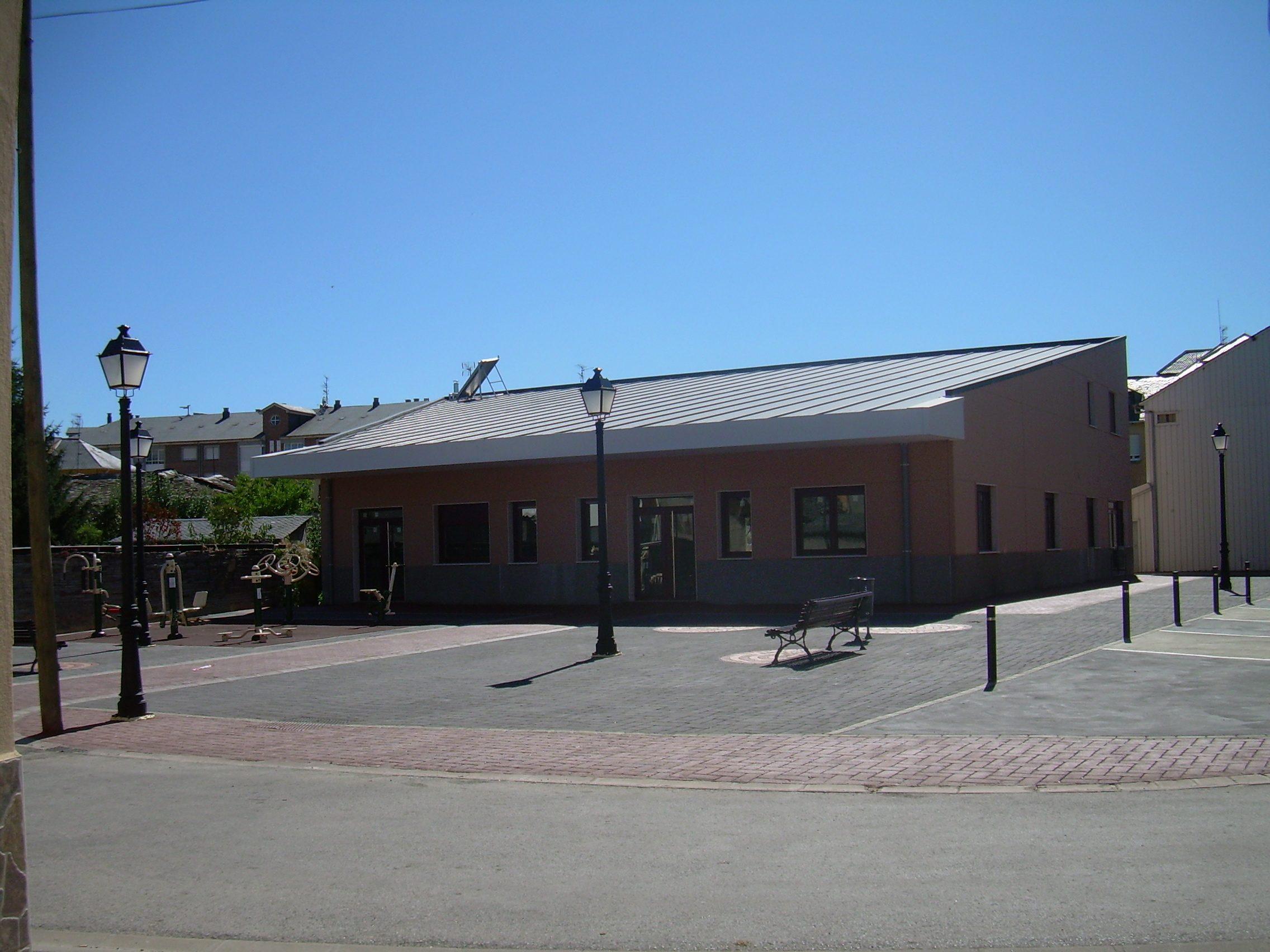 CENTRO RECEPCION DE VISITANTES AYTO.VEGA ESPINAREDA